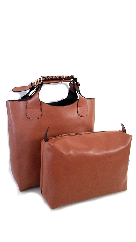 JeHouze Women European Fashion Messenger Handbag brief Shoulder Purse Bag