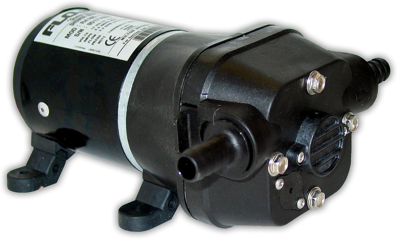 Flojet Bomba de Agua a Presion 4 Valvulas Version Reforzada