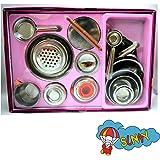 Sunny Stainless Steel Mini Kitchen Set