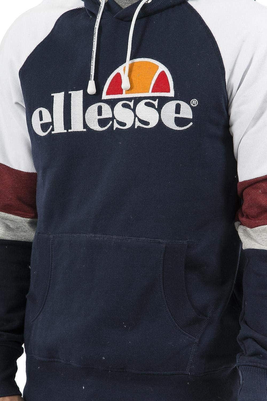 Ellesse Herren Sweatshirt blau weiß blau Sweatshirt 06c29b
