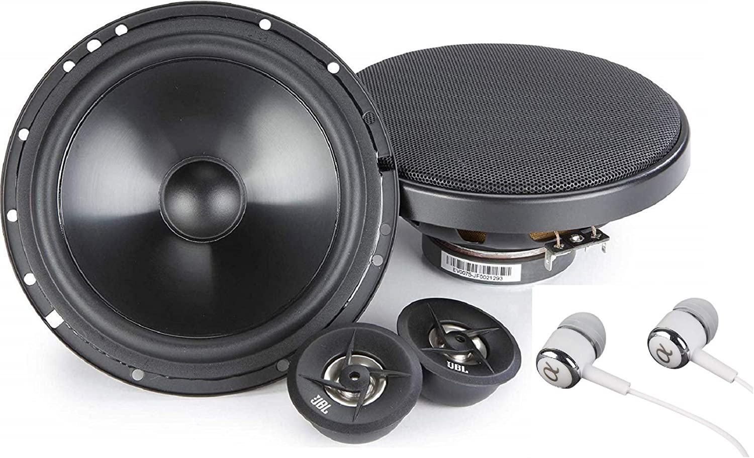JBL Stage 600C 2-Way Component Car Audio Speakers