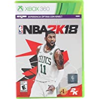 NBA 2K18 - Xbox 360 - Standard Edition