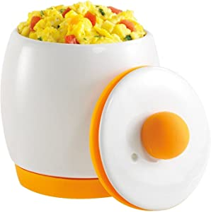 NEW Egg-Tastic Microwave Egg Cooker & Poacher For Fast & Fluffy Eggs EggTastic