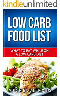 Amazon complete guide to carb counting how to take the mystery low carb food list what to eat while on a low carb diet low ccuart Choice Image