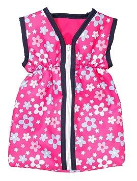 Amazon.es: VEDES Großhandel GmbH - Ware Amia muñeca Saco de Dormir, para muñeca tamaño 43 cm: Juguetes y juegos