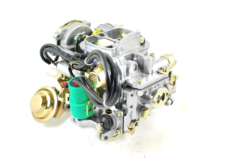 New Toyota Carburetor fits Trucks 1981-1987 22-R 2 BBL Green Round Plug National Carburetors