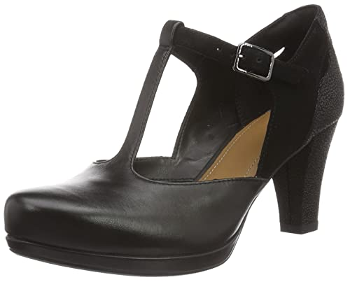 Clarks Chorus Gia High Heels Color Black  Women