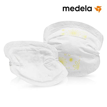 47224917a0 Medela Disposable Nursing Pads (Pack of 60 breast pads)  Amazon.co.uk  Baby