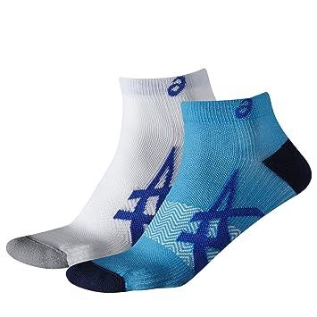 Asics 130888 - Calcetines para hombre, Pack de 2: Amazon.es: Deportes y aire libre