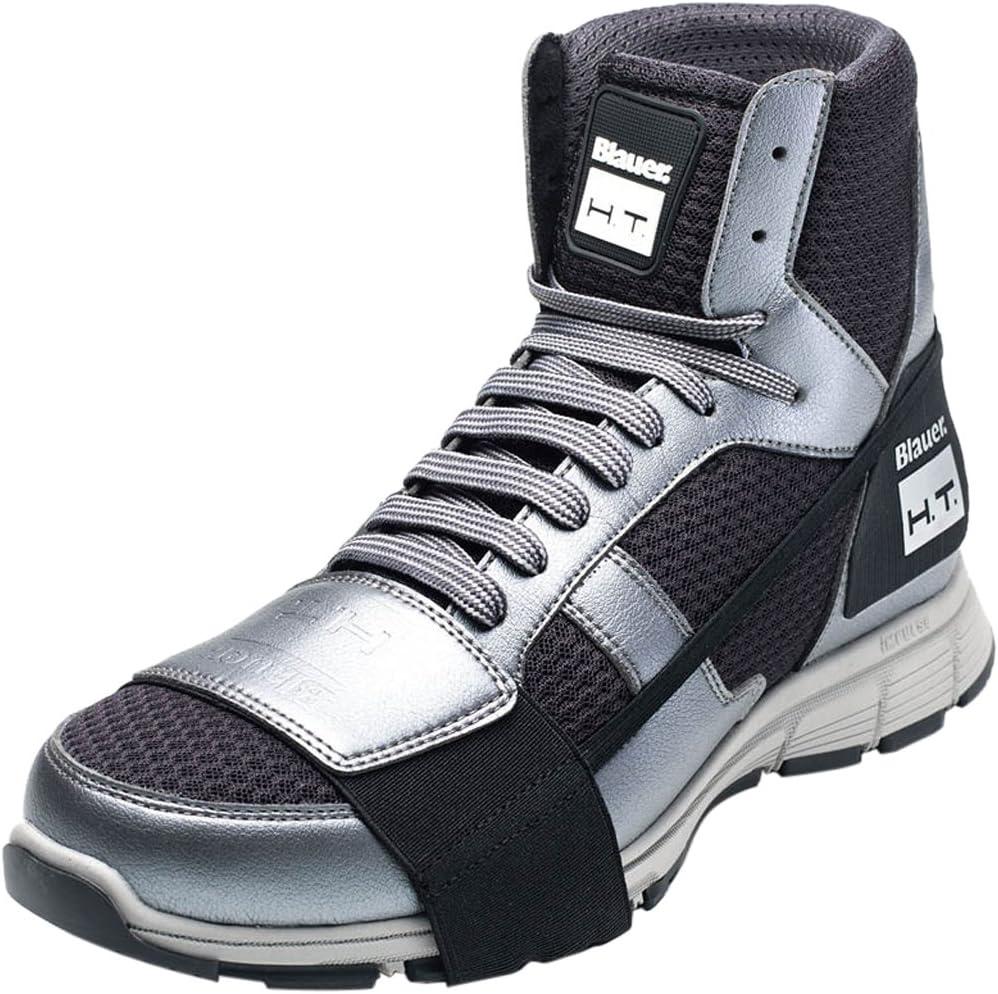 Grey Blauer 110050/04468/g913/ 44 /44/HT01/Boots