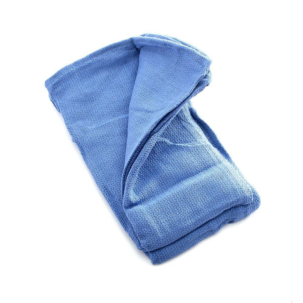 MediChoice Sterile OR Medical Towels, 16x24 inches, Blue, 1314ORT02BX (Case of 80)