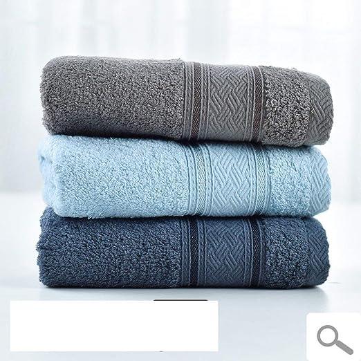 Huisongda 3 Toallas súper absorbentes, Toallas de algodón para el ...