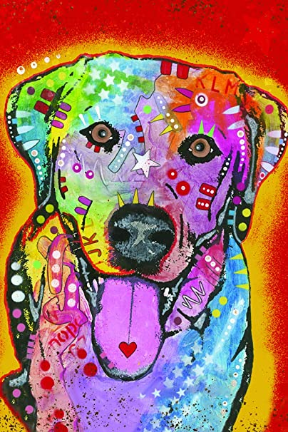 300 Piece Jigsaw Puzzle for Kids /& Adults Enjoy it Doodle Puzzle Featuring Pop Art of Dean Russo