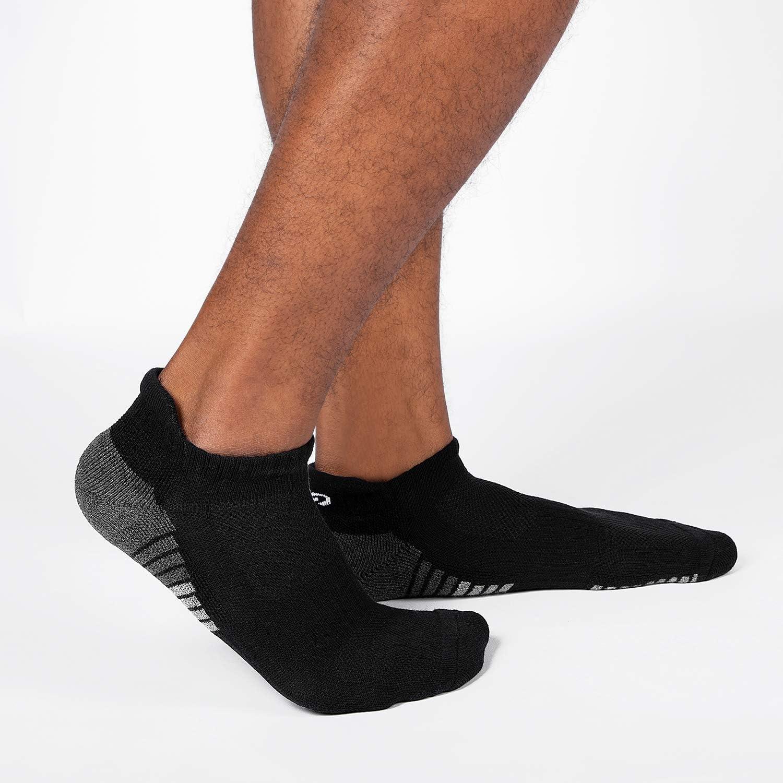 cushioned trainer socks ladies