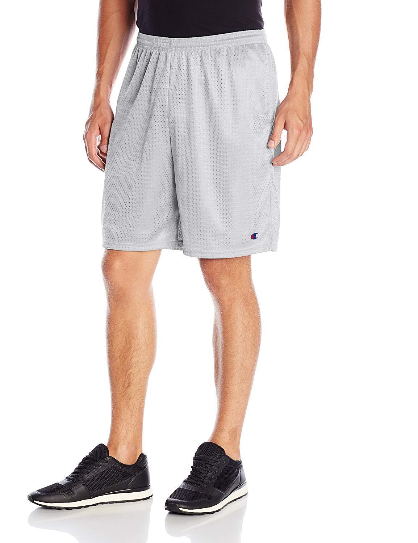 Champion Long Mesh Men's Shorts Pockets