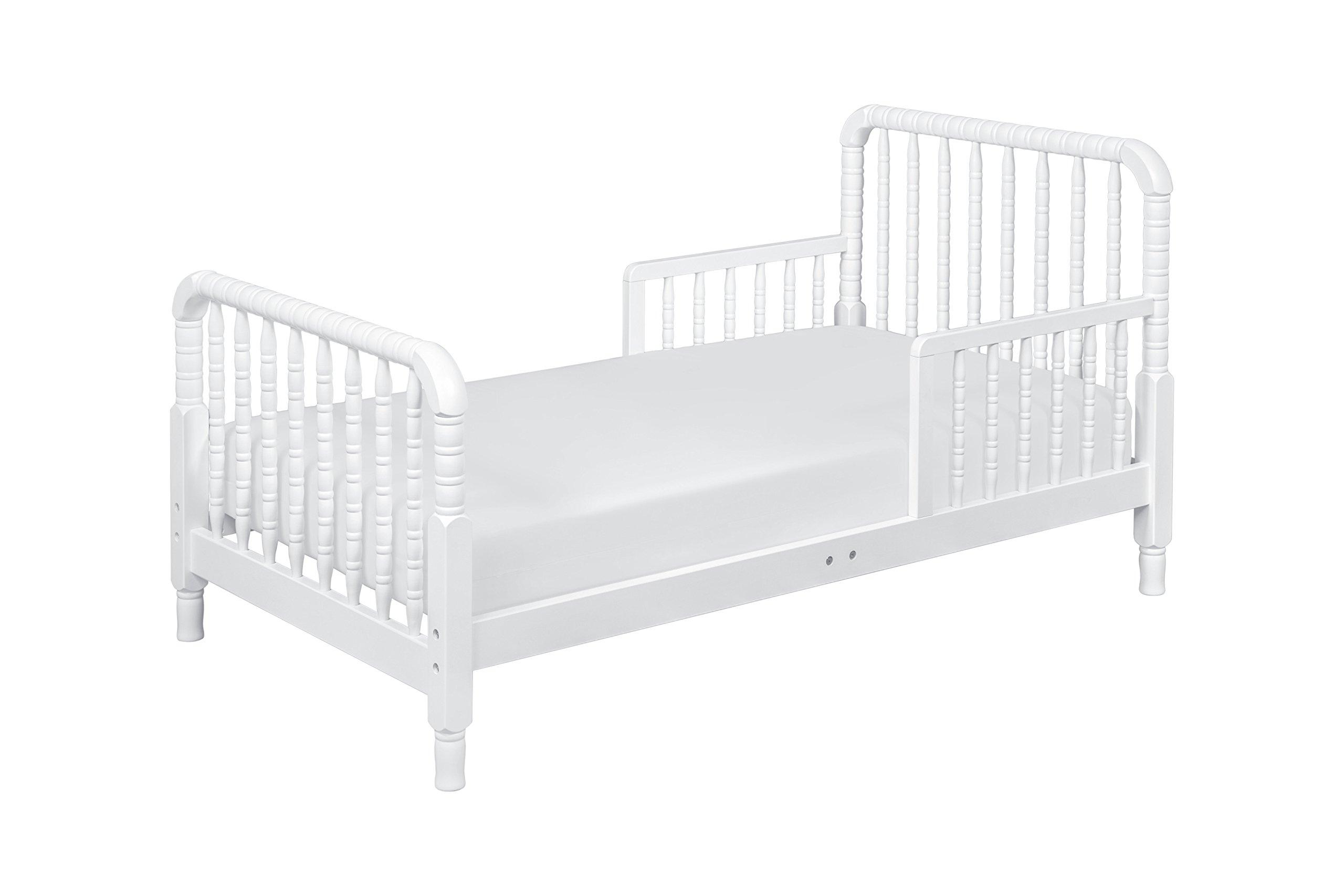 DaVinci Jenny Lind Toddler Bed, White by DaVinci