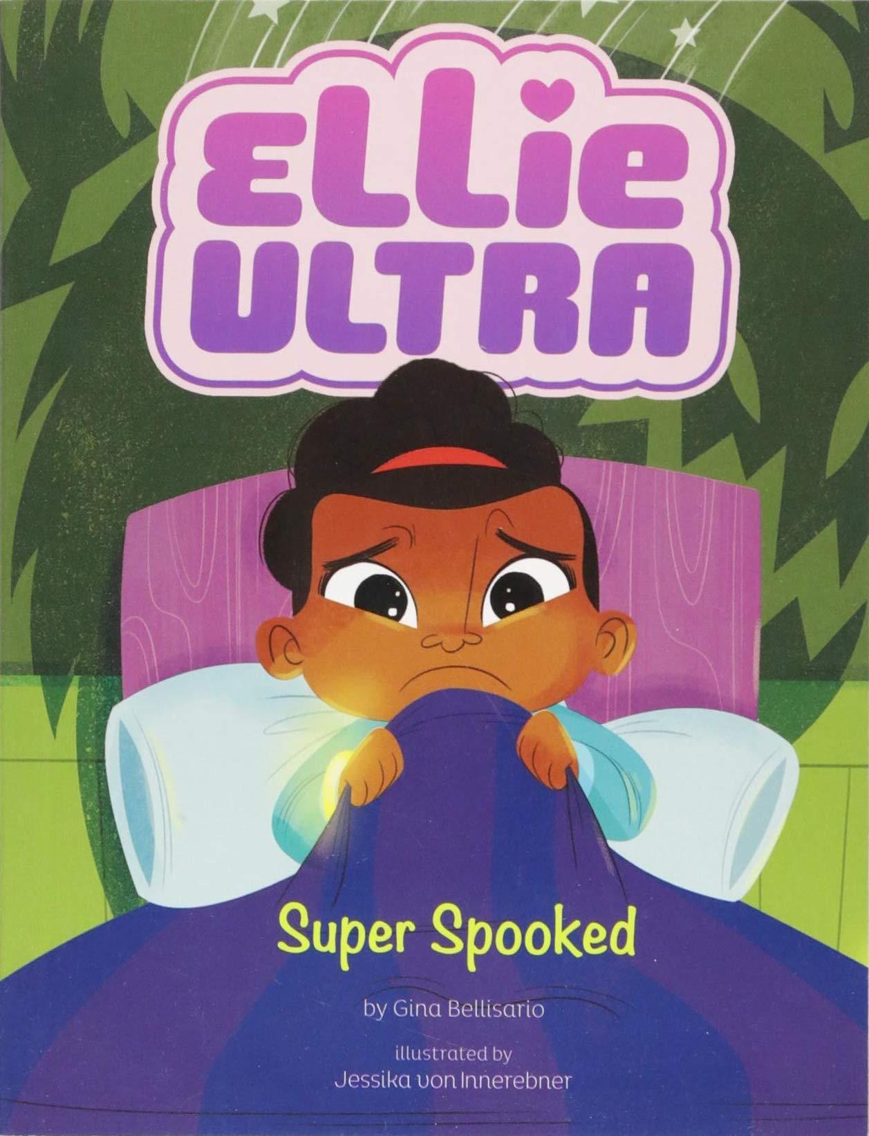 Download Super Spooked (Ellie Ultra) pdf epub