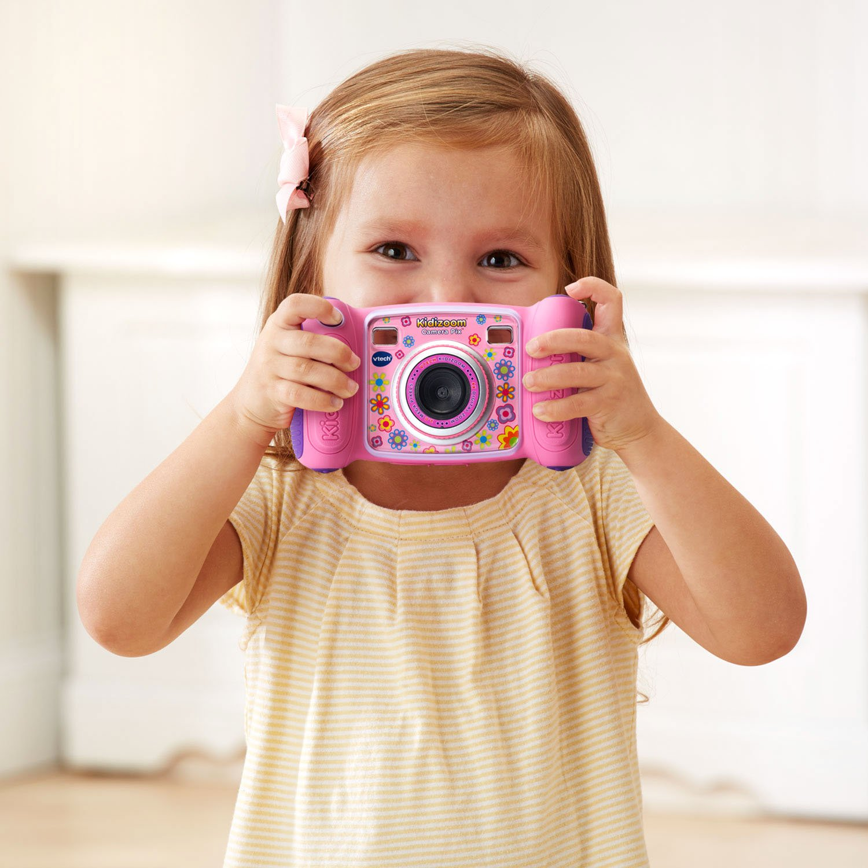 VTech Kidizoom Camera -Bilingual Pink by VTech (Image #3)