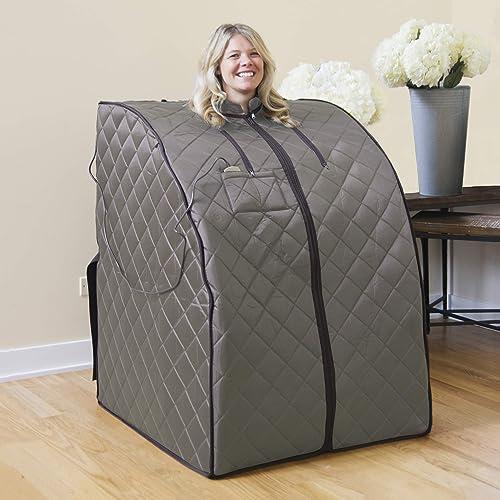 Radiant Saunas Rejuvinator Portable Personal Sauna