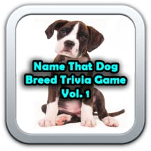 Name That Dog Breed Trivia Educational Kids Game Vol. 1
