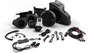 Rockford Fosgate RZR14RC-STAGE3 for Ride Command Interface, Front Speaker and Subwoofer Kit for Select Polaris RZR Models (2014-2019)