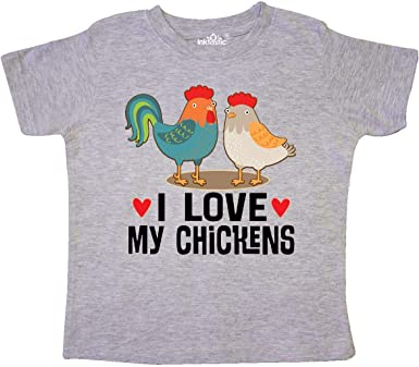 inktastic Life is Better with Chickens Baby T-Shirt