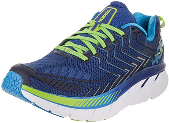 3. Hoka One One Clifton 4 Running Shoes