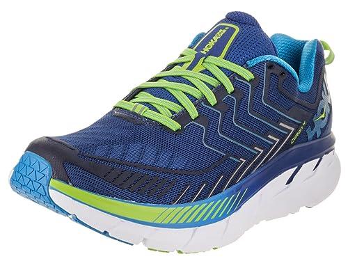HOKA ONE ONE Men's Clifton 4 Running Shoe