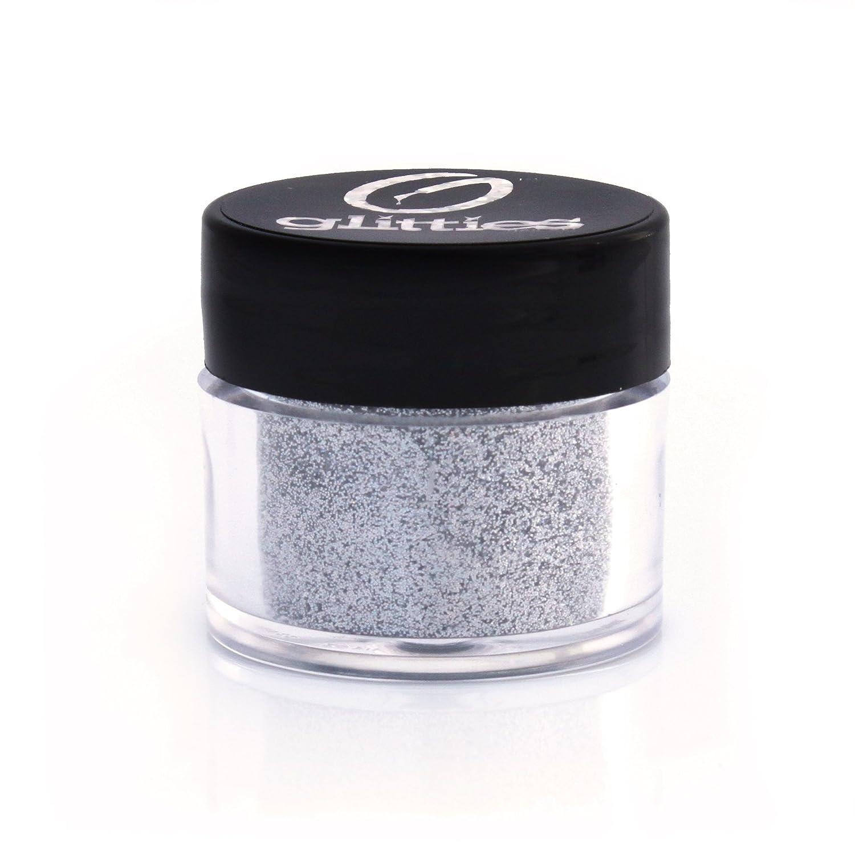 Brilliant Silver - Cosmetic Body & Face Glitter Extra Fine