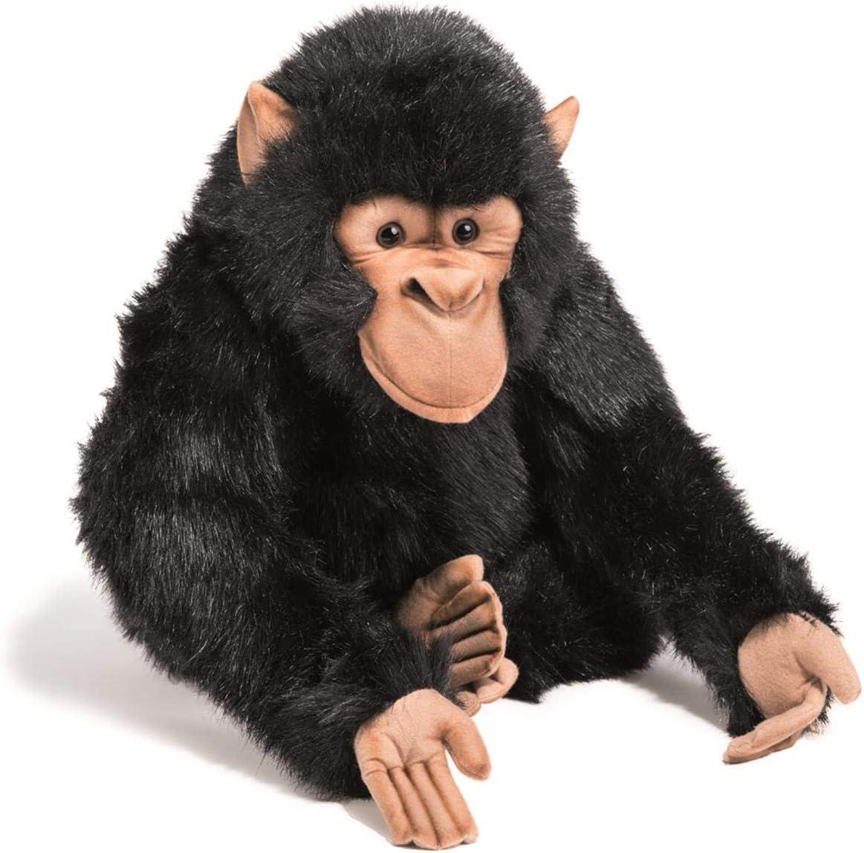 "B001FX9214 Hansa - 18"" Sitting Chimp 71ChwFgSh7L.SL1500_"
