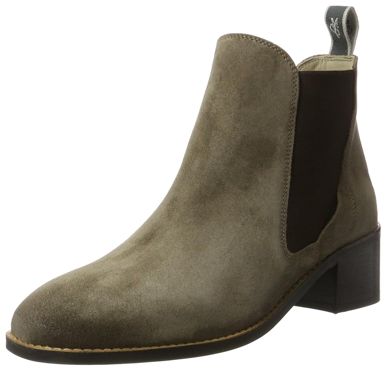 Marc O'Polo Women's Mid Heel 70714165101304 Chelsea Boots