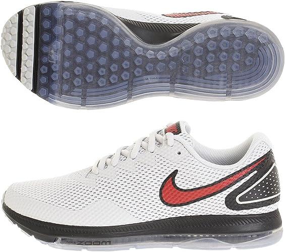 nike runner 2 rojo y blanco zapatillas