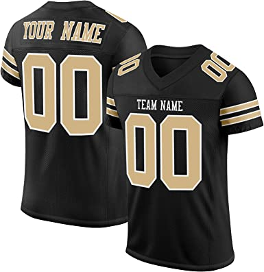 Custom Football Jersey for Men/Women/Boy,Stitched Personalized Team Name and Number & Customized Jerseys
