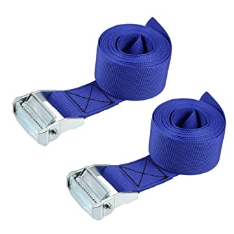 ZCHXD 3.5M x 5cm Lashing Strap Cargo Tie Down Straps w Cam ...