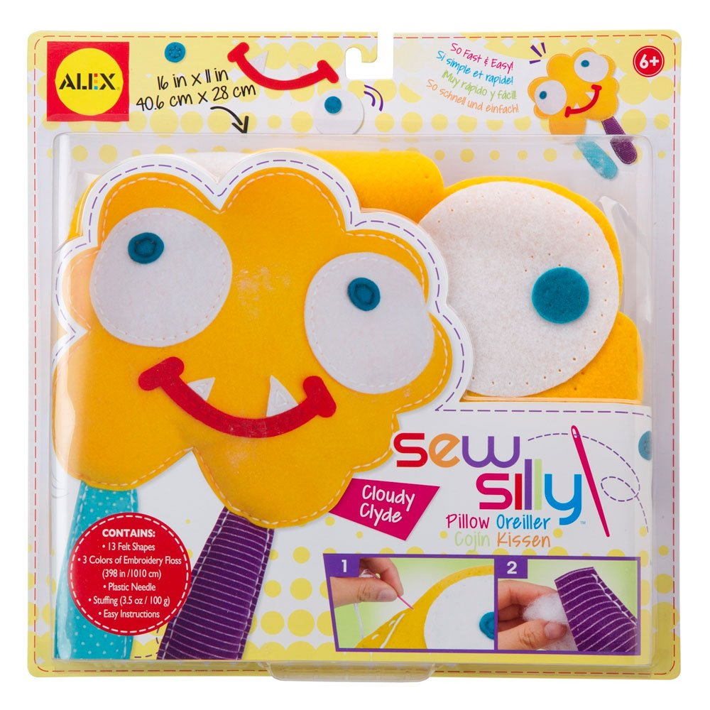 Amazon.com: Sew Silly - Assortment of 3: Home & Kitchen