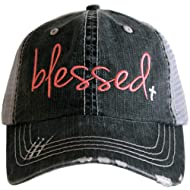 913031f0121 Blessed Women s Trucker Hats Caps by Katydid