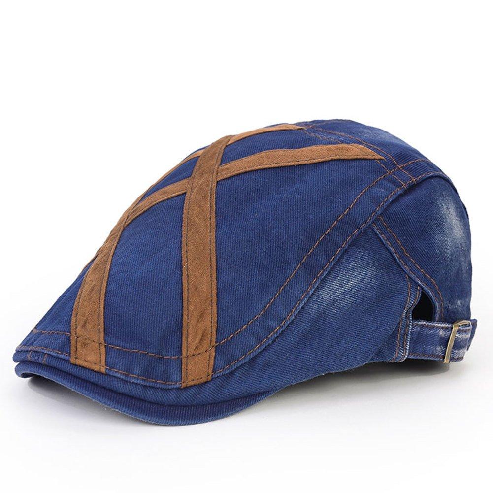 Forward Hats/Spring Mens casual cowboy hat/ Outdoor travel hat/Cap/ Juvenile youth cap 2u1dn-Badjustable