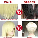 Anime Cosplay Full Wig with Bangs 24-40inch 13