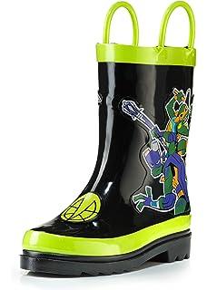 Amazon.com: Teenage Mutant Ninja Turtles Lluvia Slicker ...