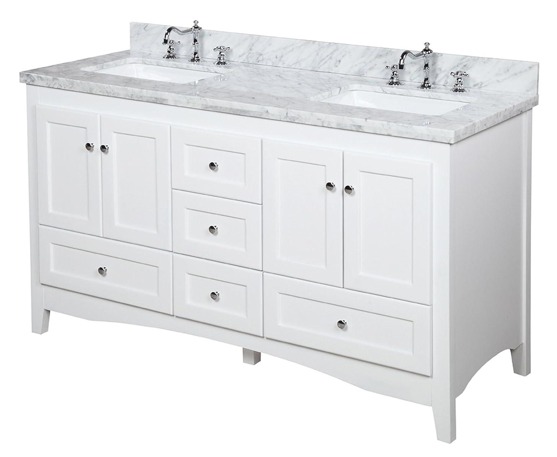 com inches dining keystone ameriwood white bath vanity vanities bathroom cabinet modern cabinetry amazoncom cabinets heartland decoration kitchen amazon gallery