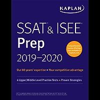 SSAT & ISEE Prep 2019-2020: 4 Upper/Middle Level Practice Tests + Proven Strategies (Kaplan Test Prep)