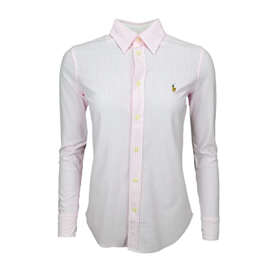 Ralph Lauren - Camisas - Blusa - para Mujer Rose S