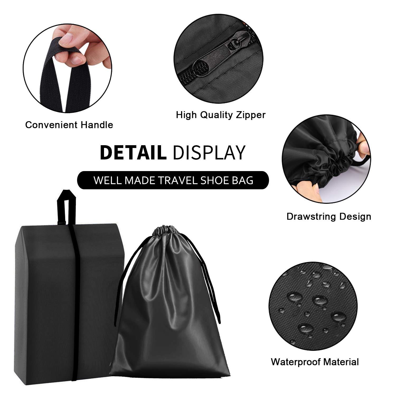 Amazon.com: Bolsas de zapatos para accesorios de viaje para ...