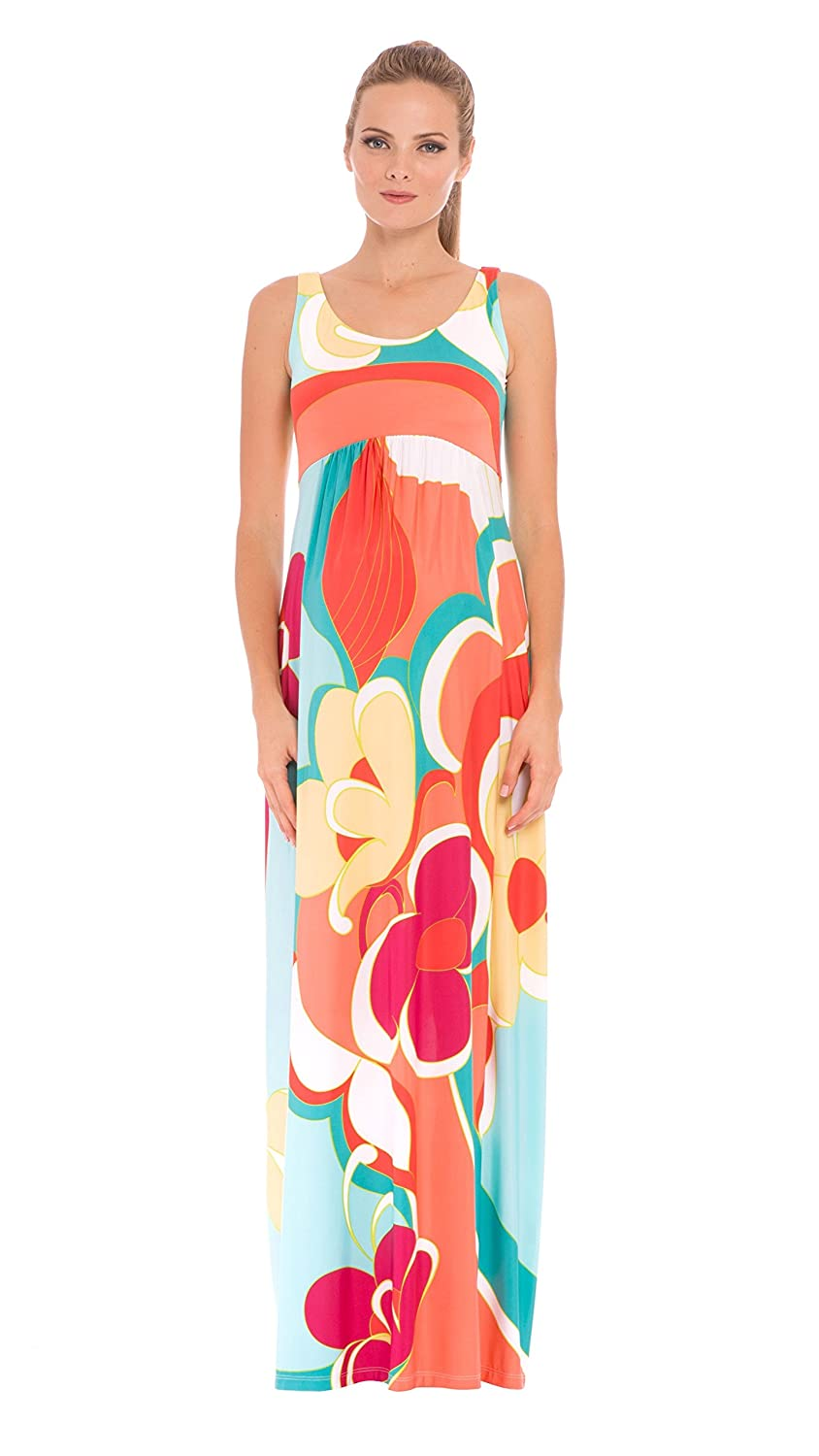 Olian Justine Maternity Maxi Dress by Olian