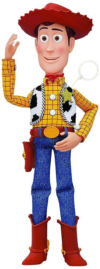 3556254bd45e6 Disney Pixar Toy Story 3 Woody  Talking Action Figure   Amazon.com ...