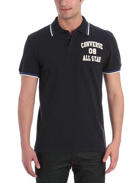 Converse Jules-Polo para Hombre Azul (Marine) Small: Amazon.es ...