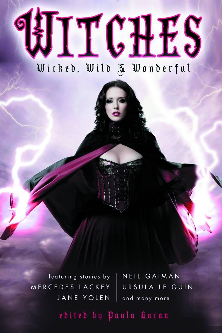 witches wicked wild u0026 wonderful neil gaiman mercedes lackey