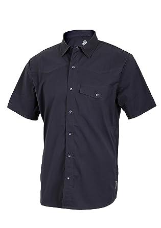 0f30ecd42 Club Ride Apparel Mag 7 Biking Shirt - Men s Short Sleeve Cycling Jersey -  Black -
