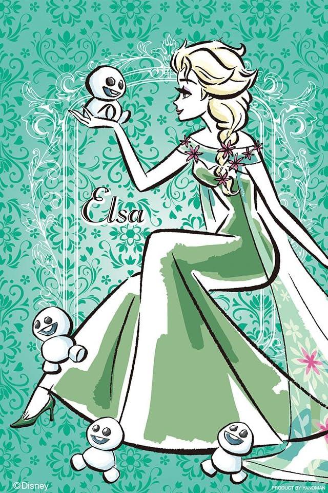 ディズニー アナと雪の女王  エルサ iPhone(640×960)壁紙 画像56181 スマポ