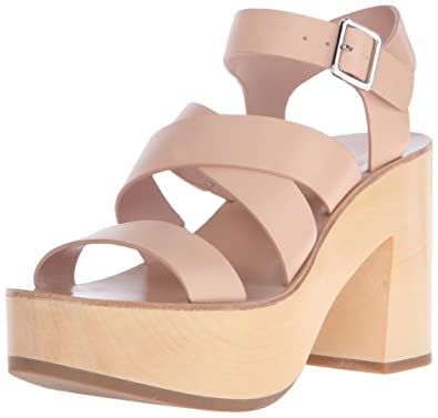 08a28a3997db Amazon.com  LOEFFLER RANDALL Women s Maren-VA Platform Sandal  Shoes